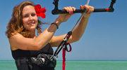 Karolina Winkowska: Pływa, skacze, fruwa, oswaja wiatr i poskramia fale