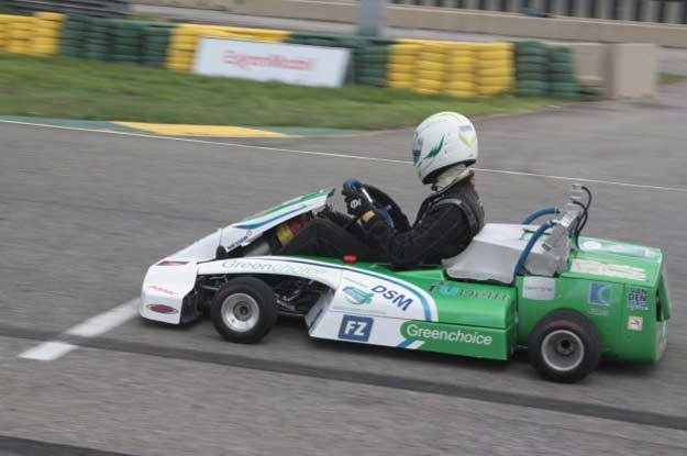 "Kart na wodór. 5 sekund do ""setki"", 120 km/h /INTERIA.PL"