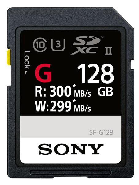 Karta pamięci SD z serii SF-G /materiały prasowe