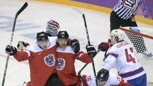 Kary dla hokeistów z Austrii za picie alkoholu podczas igrzysk