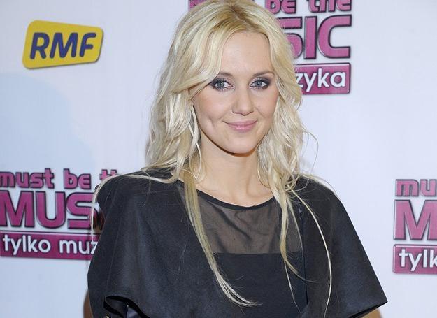 Kasia Moś wystąpiła w duecie z grupą Tax Free /AKPA