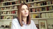 Kasia Smutniak: Luz i pewność siebie