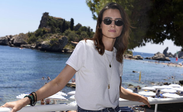 Kasia Smutniak nagrodzona za rolę w filmie o Berlusconim