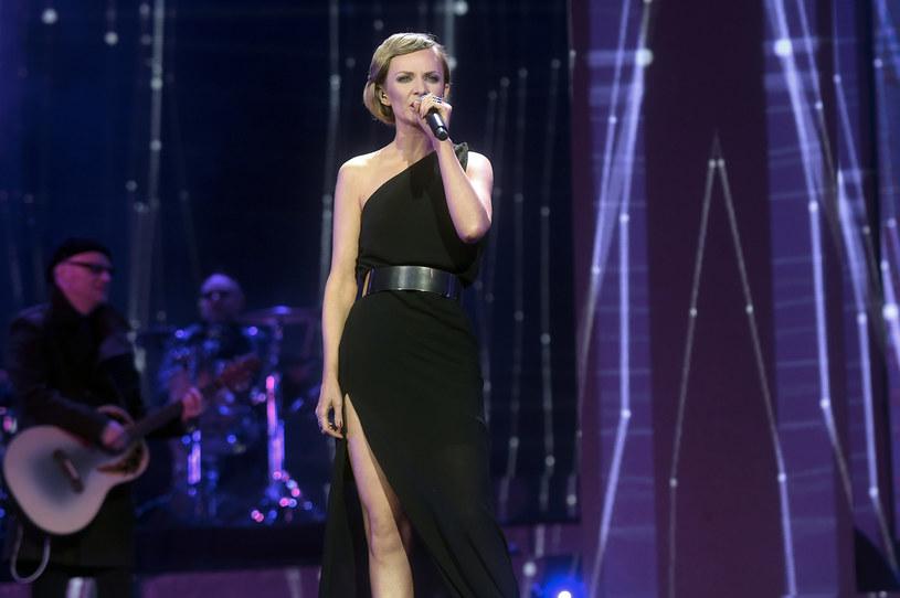 Kasia Stankiewicz była jedną z gwiazd Sylwestra TVN /AKPA