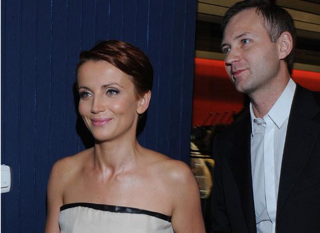 Kasia zielińska wreszcie znalazła miłość  /fot. A. Szilagyi /MWMedia