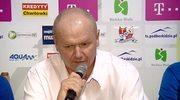 Kasperczyk po meczu z Górnikiem: Winę biorę na siebie