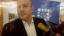 Kasprzyk o organizacji ME w Polsce. Wideo