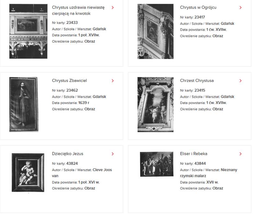 Katalog strat wojennych /Ministerstwo Kultury i Dziedzictwa Narodowego