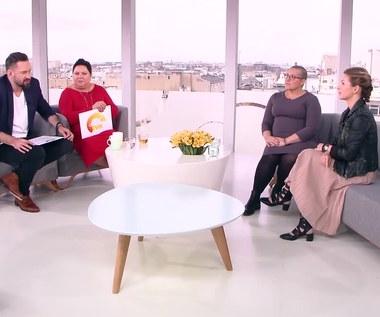 """Katarzyna Boodie - kolorowa """"Boska Matka"""", która oczekuje dziecka i walczy z rakiem"""