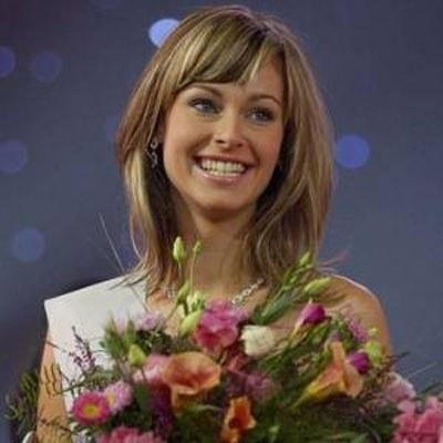 Katarzyna Borowicz - Miss Polonia 2004, fot. Piotr Bławicki /Agencja SE/East News