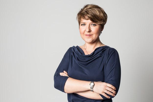 Katarzyna Dobrowolska, Group Account Director w domu mediowym Carat Polska /INTERIA.PL