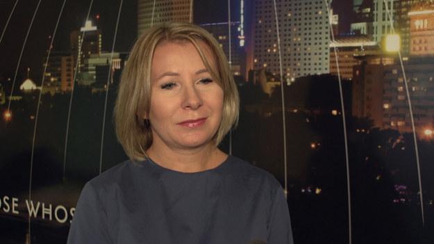 Katarzyna Fatyga, prezes Diners Club Polska /newsrm.tv