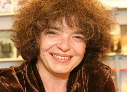 Katarzyna Grochola/fot. Jacek Barcz /East News