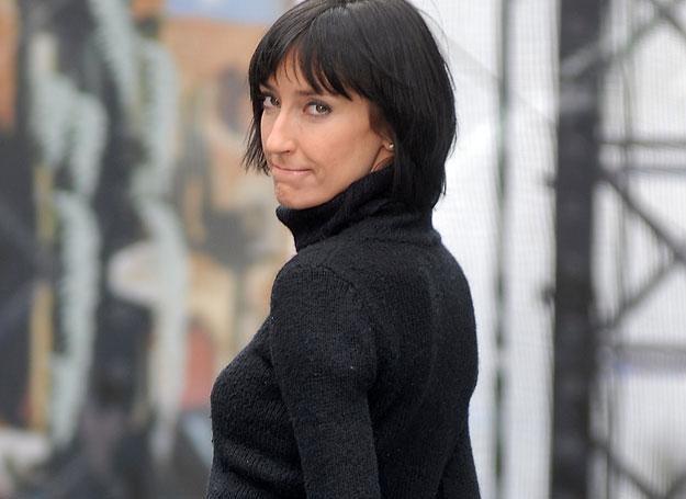 Katarzyna Groniec cieszy się samodzielnością / fot.A. Szilagyi /MWMedia