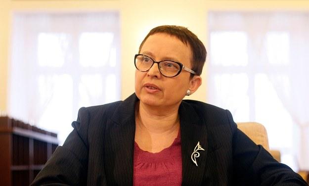 Katarzyna Hall /fot. Adam Guz /Reporter