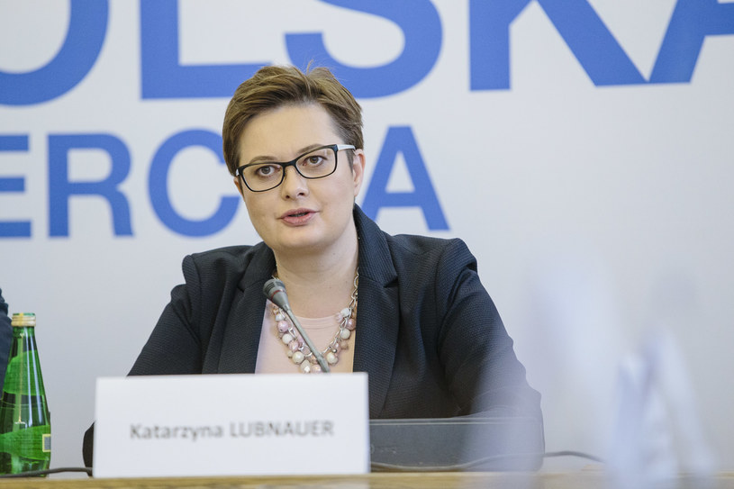 Katarzyna Lubanuer /Auror: Łukasz Kamiński /