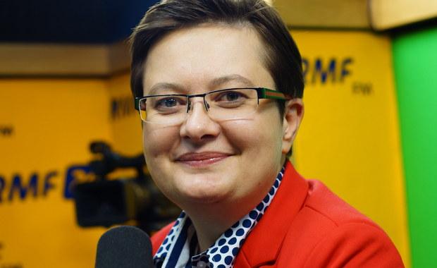 Katarzyna Lubnauer: Wrogiem jest PiS, PO jest konkurentem