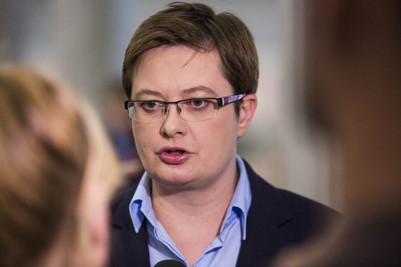 Katarzyna Lubnauer /Andrzej Hulimka  /Reporter