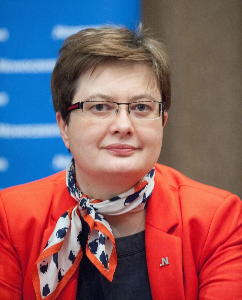 Katarzyna Lubnauer /ANDRZEJ ZBRANIECKI /East News