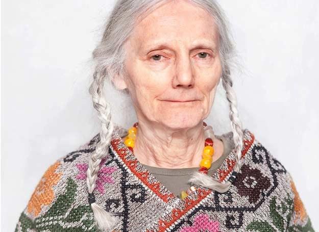 """Katarzyna Majak """"Maria, uzdrowicielka i wizjonerka"""", z cyklu Kobiety Mocy; dzięki uprzejmości artystki i galerii Porter Contemporary NY /materiały prasowe"""