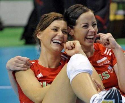 Katarzyna Skowrońska-Dolata i Eleonora Dziękiewicz /AFP