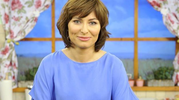 Katarzyna Trzaskalska wróciła na wizję po trzech latach nieobecności / fot. Mieszko Piętka /AKPA