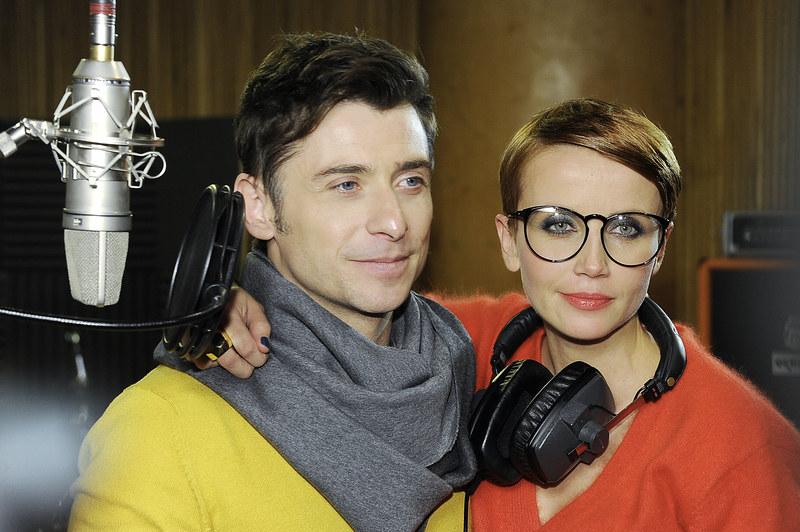 Katarzyna Zielińska i Kacper Kuszewski /Niemiec /AKPA