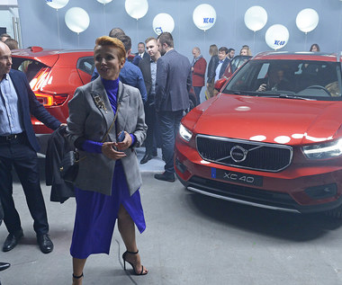 Katarzyna Zielińska o Volvo XC40: Robi niesamowite wrażenie