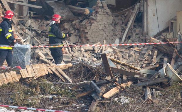 Katastrofa budowlana w Sosnowcu: Lokatorzy sąsiedniego domu mogą wracać