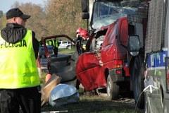 Katastrofa drogowa – zginęło 18 osób