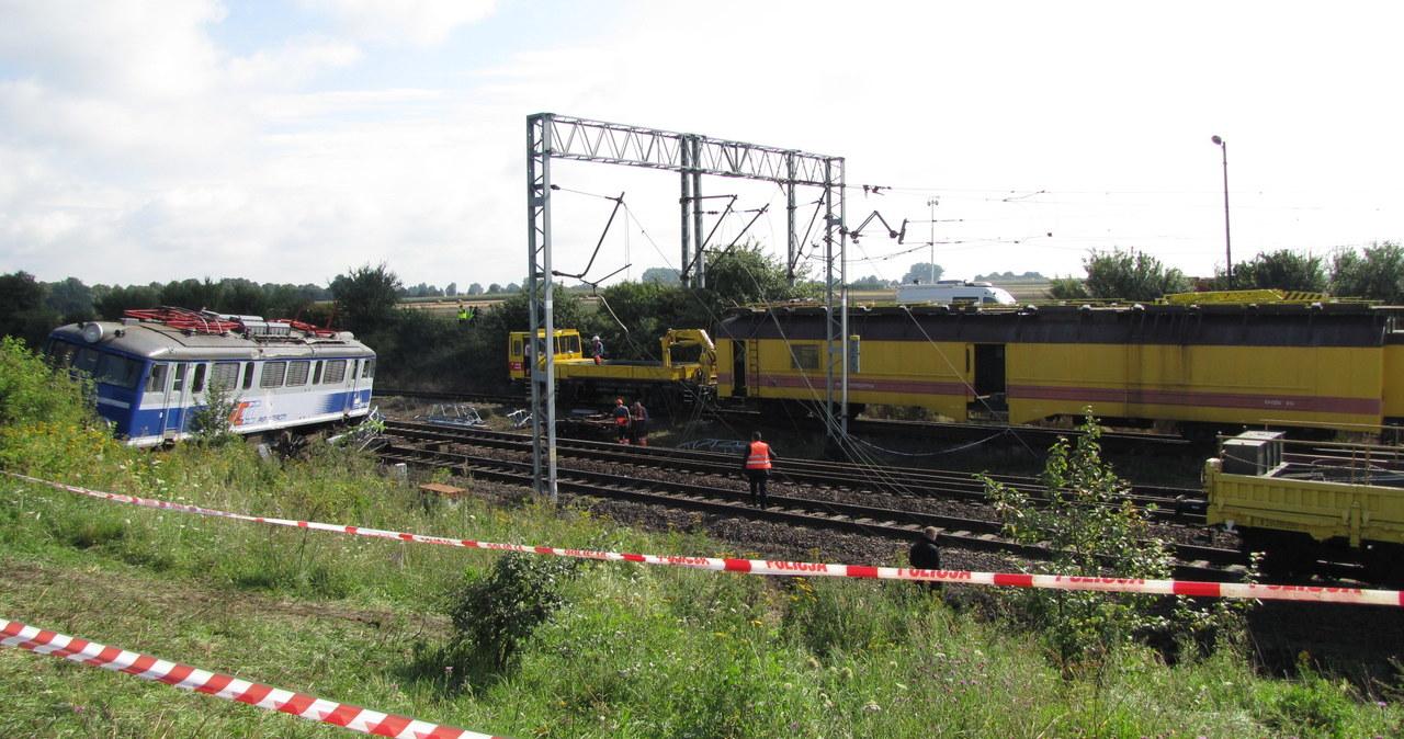 Katastrofa kolejowa w Babach