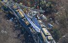 Katastrofa kolejowa w Niemczech. Przyczyną błąd ludzki