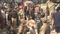 Katastrofa kolejowa w Pakistanie. Nie żyje 17 osób