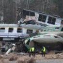 Katastrofa kolejowa w Szczekocinach - video