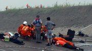 Katastrofa promu na Jangcy: Rozszerzono obszar poszukiwań