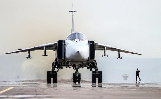Katastrofa rosyjskiego bombowca w Syrii. Nie żyje dwóch pilotów