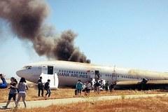 Katastrofa samolotu w San Francisco. Są ofiary i wielu rannych