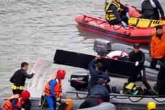 Katastrofa samolotu w Tajwanie. Maszyna runęła do rzeki