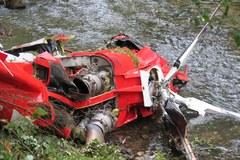 Katastrofa śmigłowca na Słowacji. Zginęły cztery osoby