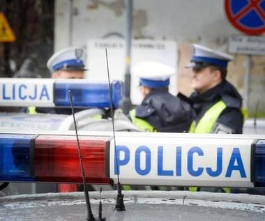 Katastrofalnie niedouczeni policjanci drogówki...