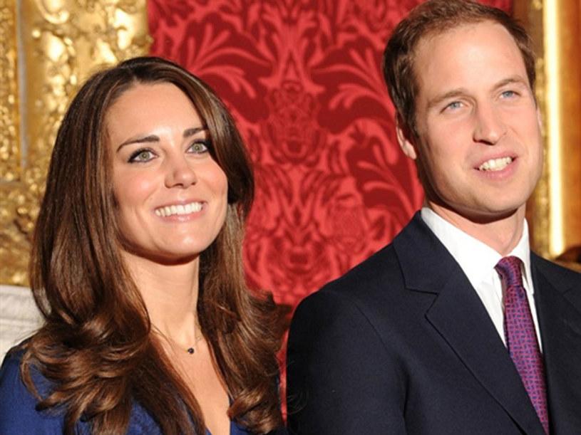 Kate i książę William swoje zaręczyny przygotowali w wielkiej tajemnicy  /AFP