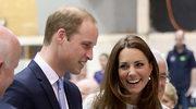 Kate Middleton o łysinie swojego męża