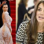 Kate Middleton upokorzyła Kim Kardashian!