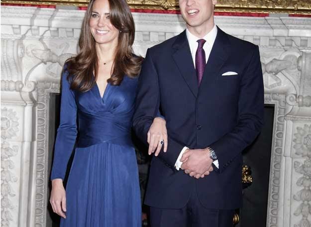 Kate Middleton w słynnej sukience /Getty Images/Flash Press Media