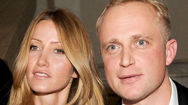 Kate Rozz i Piotr Adamczyk /- /Agencja W. Impact