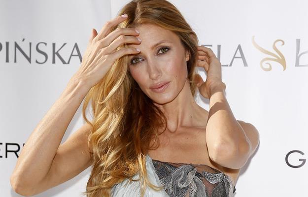 Kate Rozz wciąż pracuje jako modelka /AKPA