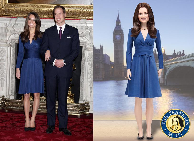 Kate stała się ikoną mody - produkowane są lalki na jej podobieństwo  /Getty Images/Flash Press Media