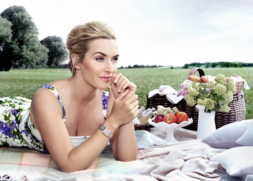 Kate Winslet i Longines DolceVita /materiały prasowe