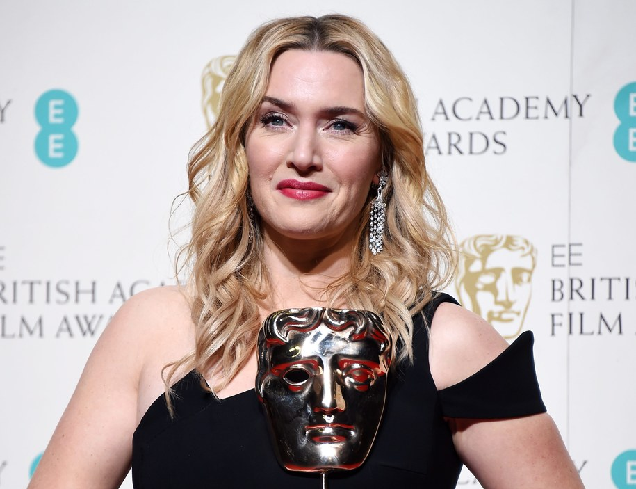 Kate Winslet /ANDY RAIN /PAP/EPA