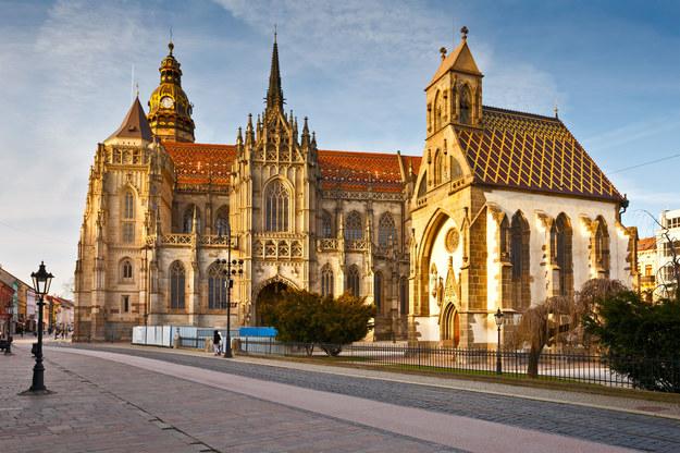 Katedra św. Elżbiety w Koszycach /123/RF PICSEL